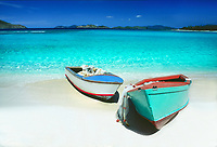 Fishing Boats<br /> St. Thomas<br /> Virgin Islands