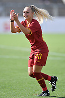 Giada Greggi of AS Roma  <br /> Roma 8/9/2019 Stadio Tre Fontane <br /> Luisa Petrucci Trophy 2019<br /> AS Roma - Paris Saint Germain<br /> Photo Andrea Staccioli / Insidefoto