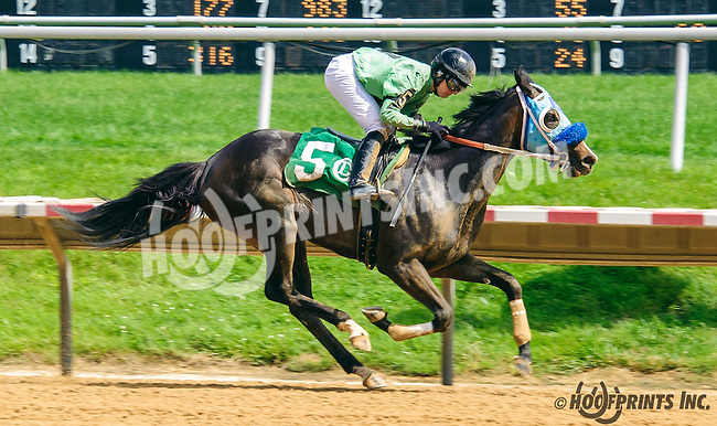 Sterlings Dolly winning at Delaware Park on 6/2/16