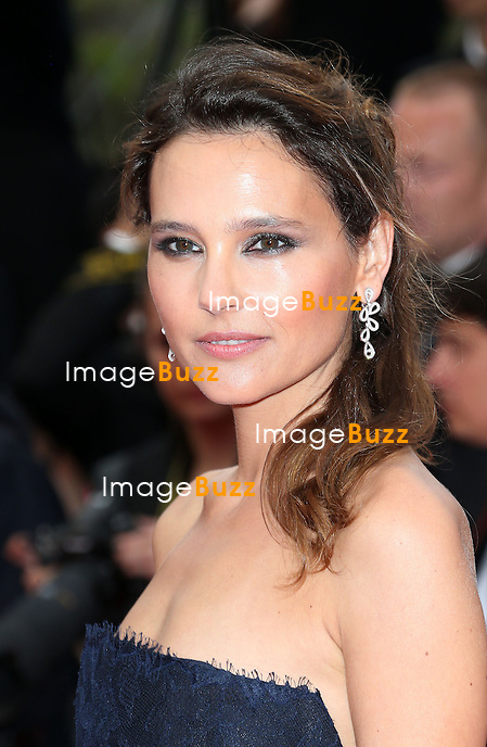 CPE/Actress Virginie Ledoyen attends the 'Jeune & Jolie' premiere during The 66th Annual Cannes Film Festival at the Palais des Festivals on May 16, 2013 in Cannes, Fr