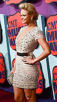 NASHVILLE, TN, USA - JUNE 04: Miranda Lambert at the 2014 CMT Music Awards held at the Bridgestone Arena on June 4, 2014 in Nashville, Tennessee, United States. (Photo by Celebrity Monitor)