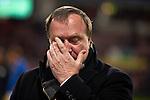 Nederland, Eindhoven,16 maart  2013.Eredivisie .Seizoen 2012-2013.PSV-RKC.Dick Advocaat, trainer-coach van PSV