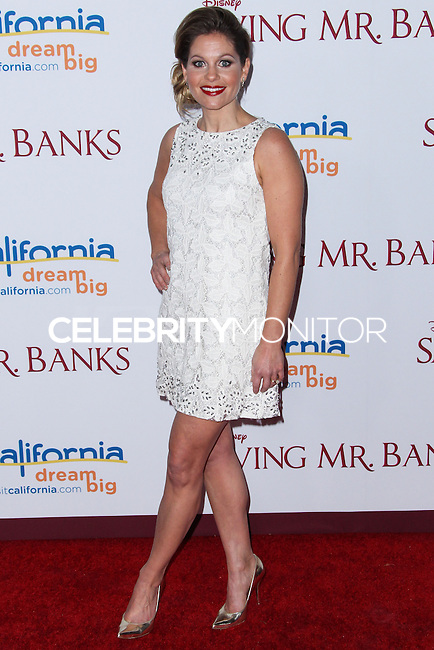 "BURBANK, CA - DECEMBER 09: Candace Cameron-Bure arriving at the U.S. Premiere Of Disney's ""Saving Mr. Banks"" held at Walt Disney Studios on December 9, 2013 in Burbank, California. (Photo by Xavier Collin/Celebrity Monitor)"