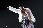 November 8, 2012, Tokyo, Japan - Japanese model Yukina Kinoshita poses on the catwalk during Girls Award 2012 Autumn/Winter at the Yoyogi National Gymnasium in Shibuya, Japan. (Photo by Yumeto Yamazaki/Nippon News)