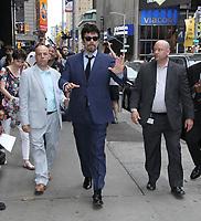 Benicio Del Toro at Good Morning America
