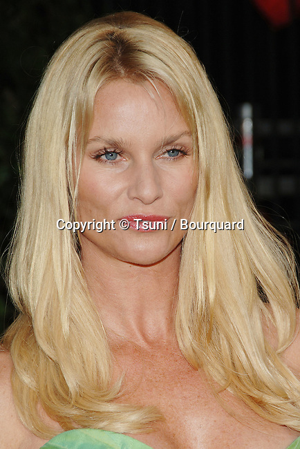 Nicolette Sheridan arriving at the 12th Annual Screen Actors Guild Awards® at the Shrine Auditorium In Los Angeles, Sunday January 29, 2006