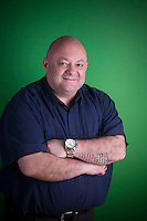 Joe Major gets professional Headshots in Burnaby BC.  By Carlos Taylhardat of Art of Headshots, Vancouver portrait studio specializing in professional portraits for today's modern needs.