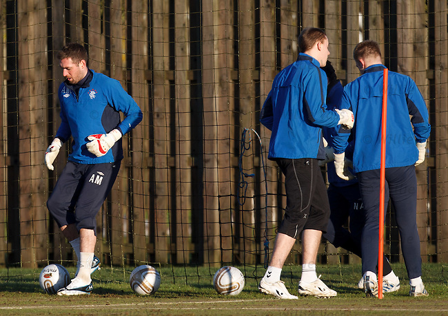 Allan McGregor still a Rangers player as the transfer window opens up