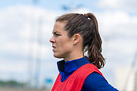 Paris, FRA - June 15, 2019:  The USWNT trains before their second group stage match at the FIFA Women's World Cup.