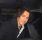 General Hospital's Rick Springfield taped Katie Couric's Talk Show on April 2, 2013 in New York City, New York. Fans came to the show and were outside the studio to greet the actors as they left. (Photo by Sue Coflin/Max Photos)