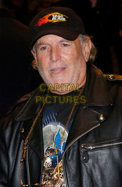 "AVI ARAD.At the Premiere of ""Ghost Rider"" held at Lowes 42nd Street E-Walk Theater, New York, New York, USA, .15 February 2007..portrait headshot cap hat.CAP/ADM/BL.©Bill Lyons/AdMedia/Capital Pictures. *** Local Caption ***"