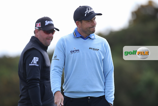 David Howell (ENG) during Round Two of the 2015 Dubai Duty Free Irish Open Hosted by The Rory Foundation at Royal County Down Golf Club, Newcastle County Down, Northern Ireland. 29/05/2015. Picture David Lloyd   www.golffile.ie