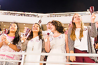 Football Game Day: MSU vs LSU - stadium fans<br />  (photo by Keats Haupt / &copy; Mississippi State University)