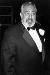 Raymond Burr in New York City. 1980.