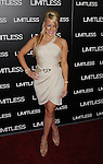 """HOLLYWOOD, CA - MARCH 03: Jaimie Hilfiger attends the Los Angeles special screening of """"Limitless"""" at ArcLight Cinemas Cinerama Dome on March 3, 2011 in Hollywood, California."""