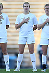 16 November 2012: Baylor's Taylor Heatherly. The Baylor University Bears played the Georgetown University Hoyas at Fetzer Field in Chapel Hill, North Carolina in a 2012 NCAA Division I Women's Soccer Tournament Second Round game. Baylor won the game 2-1 in overtime.