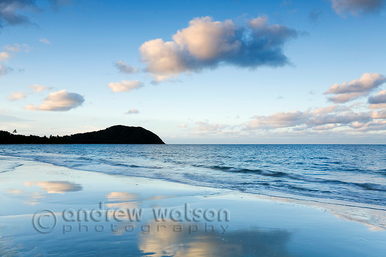 Myall Beach at Cape Tribulation, Daintree, Queensland, AUSTRALIA