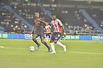 Junior venció 2-1 a Independiente Medellín. Fecha 7 Liga Águila II-2018,