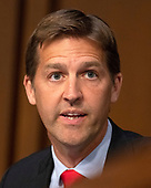 United States Senator Ben Sasse (Republican of Nebraska) makes opening remarks prior to Judge Brett Kavanaugh giving testimony before the United States Senate Judiciary Committee on his nomination as Associate Justice of the US Supreme Court to replace the retiring Justice Anthony Kennedy on Capitol Hill in Washington, DC on Tuesday, September 4, 2018.<br /> Credit: Ron Sachs / CNP<br /> (RESTRICTION: NO New York or New Jersey Newspapers or newspapers within a 75 mile radius of New York City)