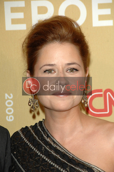 """Jenna Fischer<br /> at the """"CNN Heroes: An All-Star Tribute,"""" Kodak Theater, Hollywood, CA. 11-21-09<br /> David Edwards/DailyCeleb.Com 818-249-4998"""