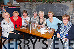 Pictured at the Fashion Show in QC's on Thursday evening last were l-r; Angela Quinlan, Kitty King, Liz O'Neill, Minnie O'Leary, Mary Clifford, Aine O'Driscoll & Marie Murphy.