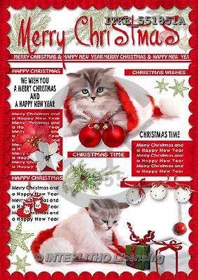Isabella, CHRISTMAS ANIMALS, WEIHNACHTEN TIERE, NAVIDAD ANIMALES, paintings+++++,ITKE551851A,#xa# newsletter