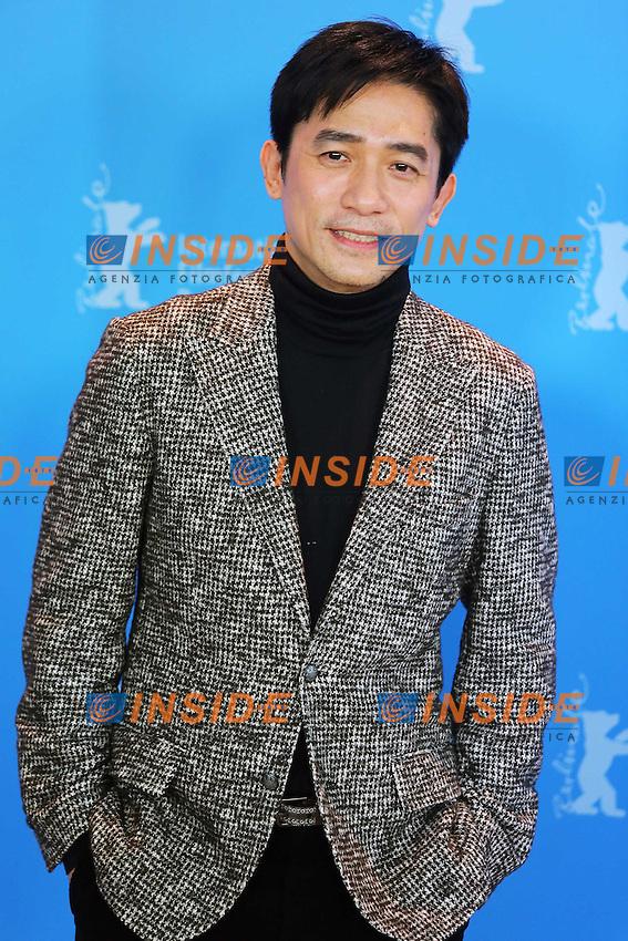 Tony Leung Chiu Wai.Berlin 07/02/2013 63th Berlinale.'The Grandmaster' photocall .foto Mark Cape/Insidefoto