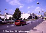 Hershey, PA Town, Chocolate Avenue,  Kiss lampposts