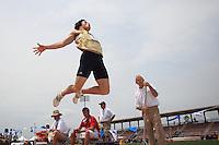 2009 NCAA National Track & Field Championships.Decathlon Notre Dame, Justin Schneider