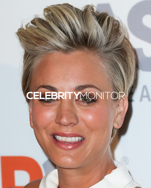 BEL AIR, CA, USA - OCTOBER 22: Kaley Cuoco, Kaley Cuoco-Sweeting arrives at the 2014 ASPCA Compassion Award Dinner Gala held at a Private Residence on October 22, 2014 in Bel Air, California, United States. (Photo by Xavier Collin/Celebrity Monitor)