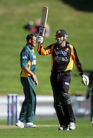 071230 Cricket - Wellington Firebirds v Central Stags