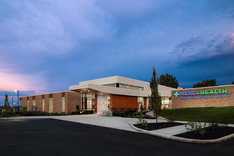 Mercy Health Deerfield Medical Center   GBBN