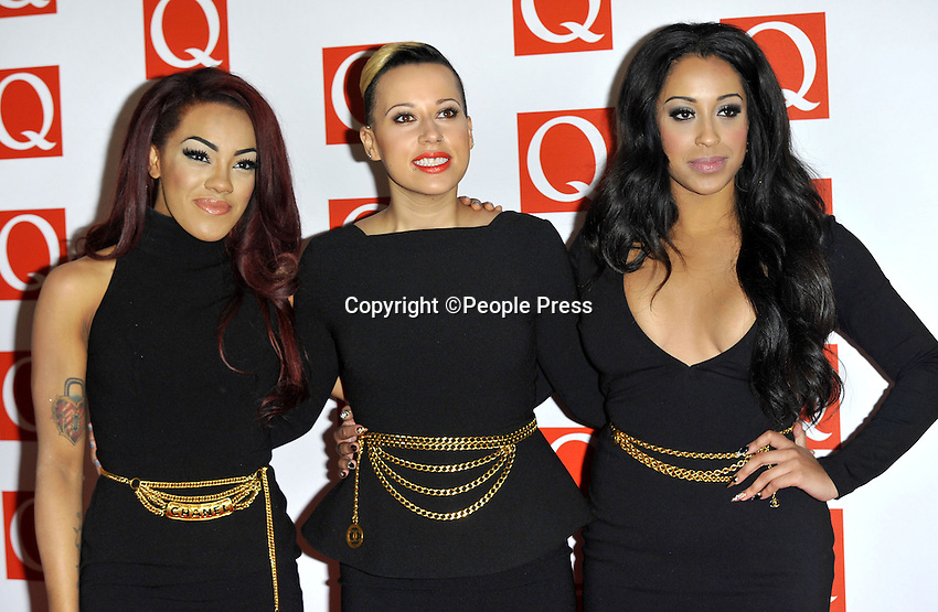 London - 'Q Awards 2012' at the Grosvenor House Hotel, Park Lane, London - October 22nd 2012<br />