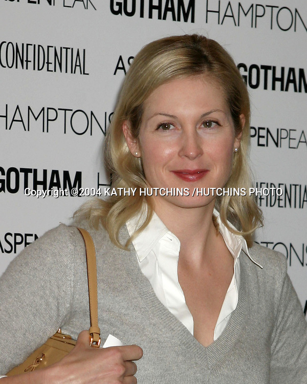 "©2004 KATHY HUTCHINS /HUTCHINS PHOTO.""HOLLYWOOD BAG LADIES LUPUS LUNCHEON.BEVERLY HILLS, CA  .NOVEMBER 10, 2004..KELLY RUTHERFORD"