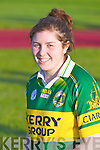 Megan O'Connell Kerry Senior Ladies Football Panel 2012..