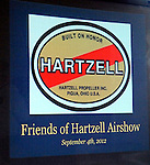 Friends of Harzell Air Show at Piqua/Hartzell Municipal Airport on September 4, 2012.