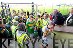 Lixnaw and Kilmoyley after the County Senior Hurling Final at Austin Stack Park Tralee on Sunday.