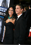 "HOLLYWOOD, CA. - September 16: Actress Megan Fox and Actor Shia LaBeouf arrive at the Los Angeles Premiere of ""Eagle Eye"" at the Mann's Grauman Chinese Theatre on September 16, 2008 in Los Angeles, California."
