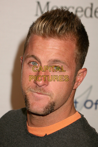 "SCOTT CAAN.Esquire Magazine Unveils the 'Esquire House 360' with an Opening Night Celebration to Benefit ""The Art of Elysium"", Beverly Hills, California, USA..October 19th, 2006.Ref: ADM/BP.headshot portrait goatee facial hair.www.capitalpictures.com.sales@capitalpictures.com.©Byron Purvis/AdMedia/Capital Pictures."