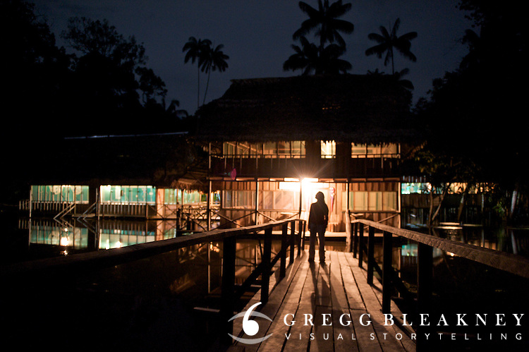 Marasha Lodge and Reserve - Amazonas - Peru