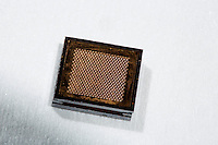 The ion Electrospray Propulsion System (iEPS) for CubeSats is made by MIT's Space Propulsion Lab in Cambridge, Massachusetts, USA. The device is used to maneuver a 10cm cubic satellite in space. The Space Propulsion Lab is directed by Dr. Paulo Lozano, professor in MIT's Department of Aeronautics and Astronautics. Two Ph.D. candidates working on the project, Natalya Brikner and Louis Perna have formed a company, Accion Systems Incorporated, to commercialize the research. Brikner, graduating in Winter 2014, is CEO of the company, and Perna is co-founder.