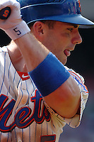 New York Mets infielder David Wright #5 during a game against the Milwakee Brewers at Citi Field on August 21, 2011 in Queens, NY.  Brewers defeated Mets 6-2.  Tomasso DeRosa/Four Seam Images