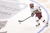 Benn Ferreiro - The Boston College Eagles defeated the Northeastern University Huskies 5-2 in the opening game of the 2006 Beanpot at TD Banknorth Garden in Boston, MA, on February 6, 2006.