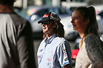 "Greg Murphy. Holden New Zealand, ""Mullet Amnesty Day"", trade your mullet for a Holden Astra, West City Holden, Auckland, New Zealand, Saturday 1st April 2017. Photo: Simon Watts/www.bwmedia.co.nz"