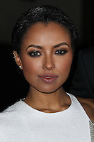 HOLLYWOOD, CA, USA - FEBRUARY 15: Kat Graham at The Annual Make-Up Artists And Hair Stylists Guild Awards held at the Paramount Theatre on February 15, 2014 in Hollywood, Los Angeles, California, United States. (Photo by Xavier Collin/Celebrity Monitor)