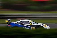 Porsche GT3 Cup Challenge USA<br /> Grand Prix of Alabama<br /> Barber Motorsports Park, Birmingham, AL USA<br /> Sunday 23 April 2017<br /> 44, Greg Palmer, GT3G, USA, 2015 Porsche 991<br /> World Copyright: Jake Galstad<br /> LAT Images<br /> ref: Digital Image galstad-BARBER-0417-40069