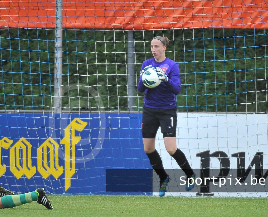 KNVB Beker Finale : ADO Den Haag - FC Twente : Sari Van Veenendaal<br /> foto DAVID CATRY / Nikonpro.be