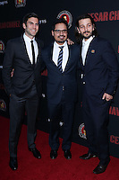 "HOLLYWOOD, LOS ANGELES, CA, USA - MARCH 20: Wes Bentley, Michael Pena, Diego Luna at the Los Angeles Premiere Of Pantelion Films And Participant Media's ""Cesar Chavez"" held at TCL Chinese Theatre on March 20, 2014 in Hollywood, Los Angeles, California, United States. (Photo by David Acosta/Celebrity Monitor)"