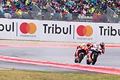 10th September 2017, Misano World Circuit, Misano Adriatico, San Marino; San Marino MotoGP, Sunday Race Day;  DANILO PETRUCCI - ITALIAN - OCTO PRAMAC - DUCATI<br /> MARC MARQUEZ - SPANISH - REPSOL HONDA TEAM - HONDA