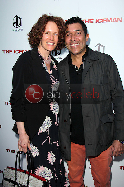 Ursula Whittaker, Oscar Nunez<br />